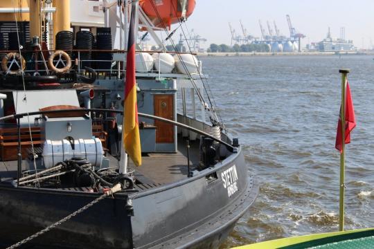Bugsier Mueseumshafen Oevelgönne
