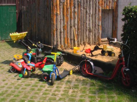 Trettrecker, Roller und vieles mehr: Haflinger-Ferienhof Hamburg