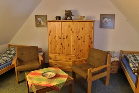 einfache Junior-Suite auf Ferienhof bei Hamburg